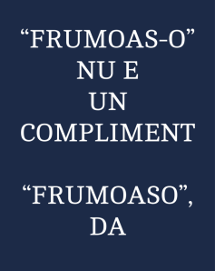 frumoaso compliment blogramatica blog de sibiu greseli gramaticale